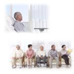 入院・介護と友人・知人も高齢化